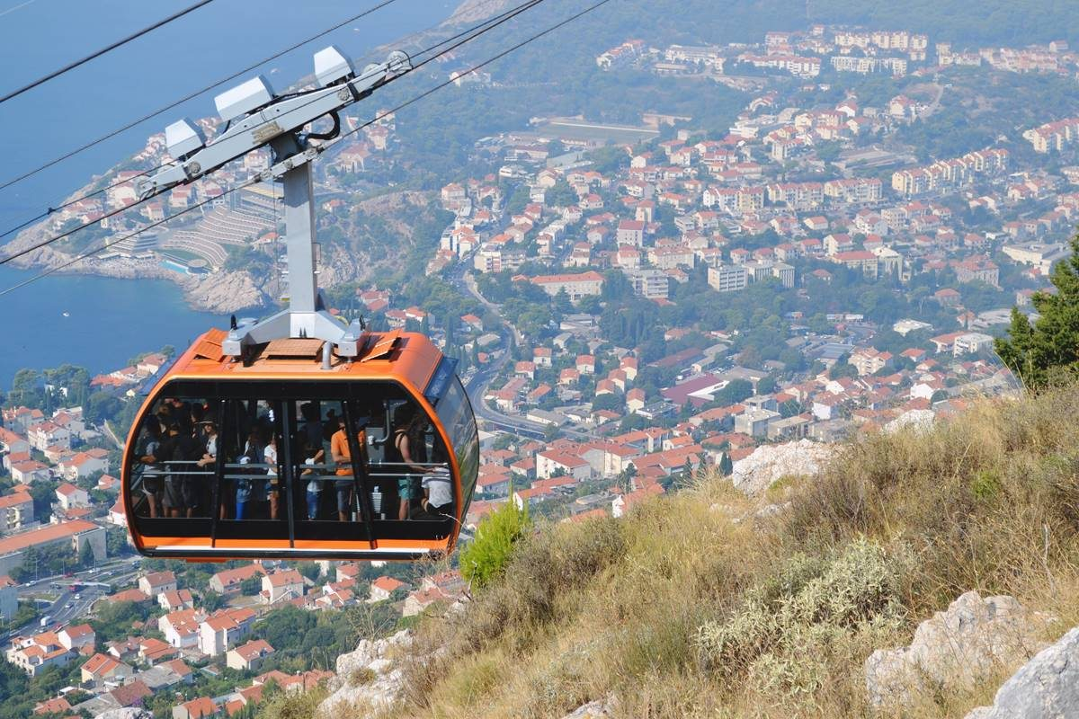 Photo of Dubrovnik Cable Car Closed Until March