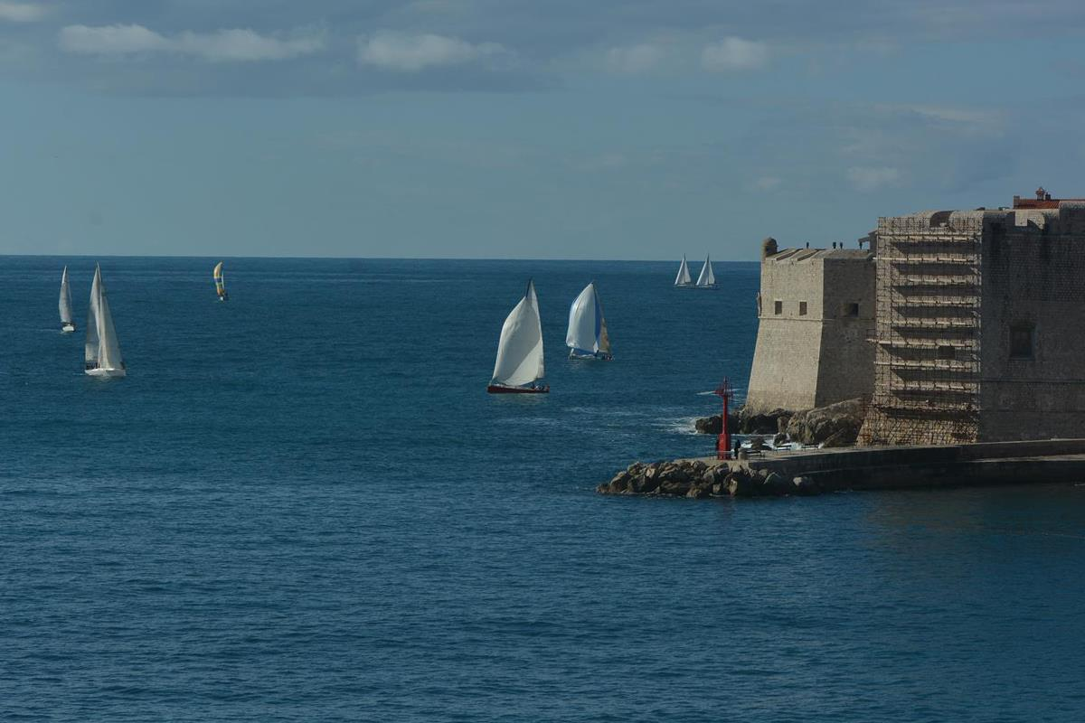 Photo of St. Blaise Regatta: Beautiful and Calming Scenes Near the City Walls