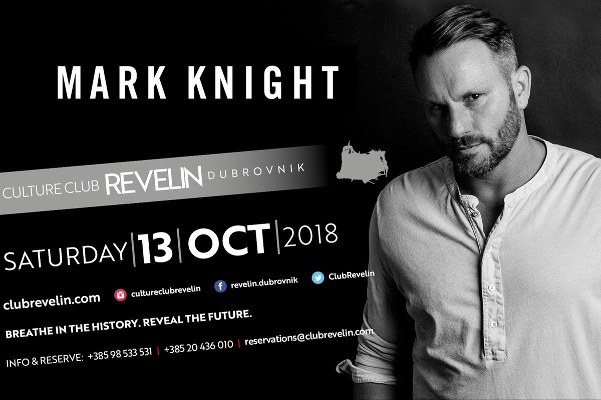 Photo of Party Night With Mark Knight This Saturday