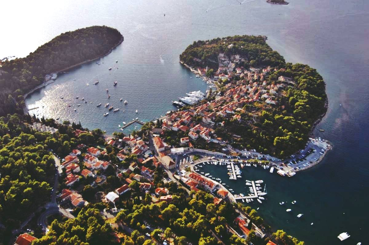 Cavtat Bird View