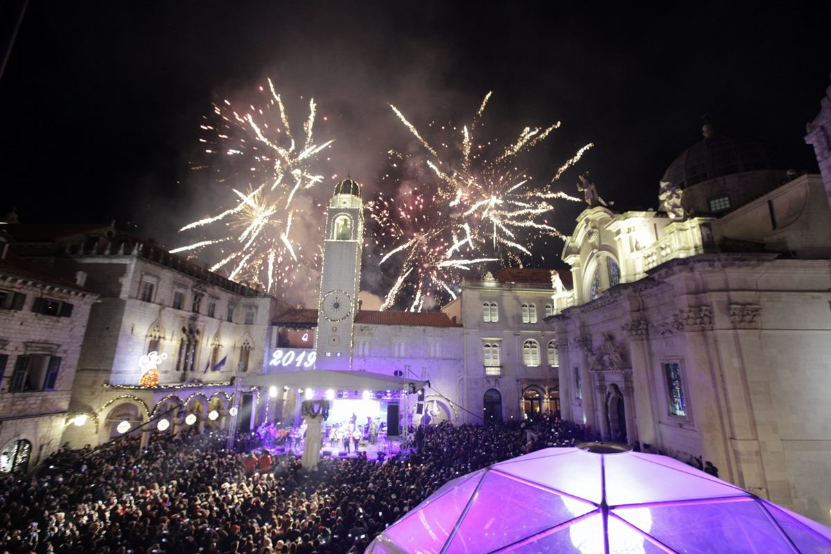 Photo of Photo Gallery: Happy New Year From Just Dubrovnik Team!