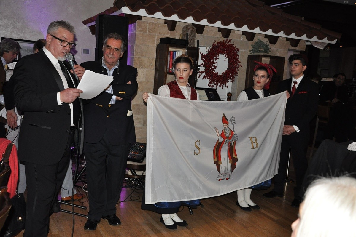 Photo of The Festivity of St. Blaise Celebrated in New York