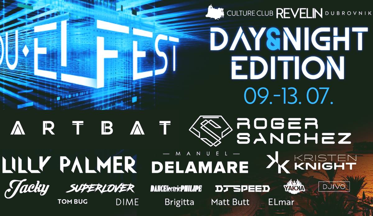 Photo of Be a Part of Revelin's Worldwide Known DU EL Festival