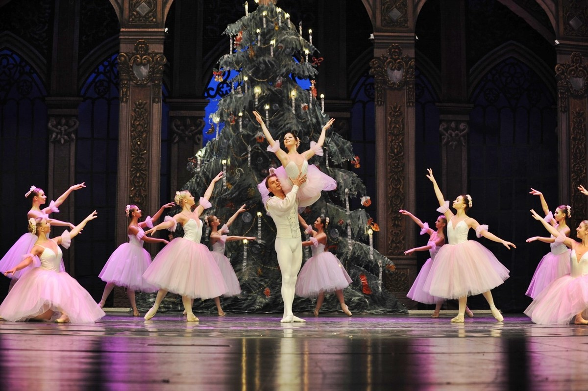 Photo of The Magical World of the Nutcracker Brought by the Ukrainian Classical Ballet