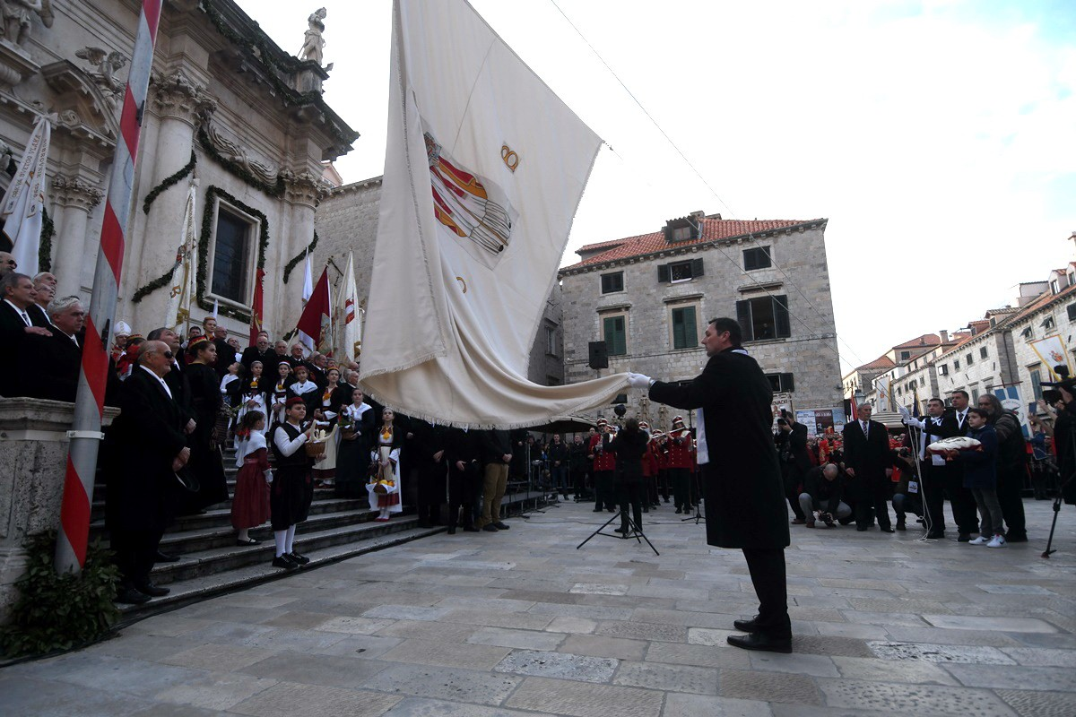 Photo of Video & Photo Gallery: Candlemas in Dubrovnik