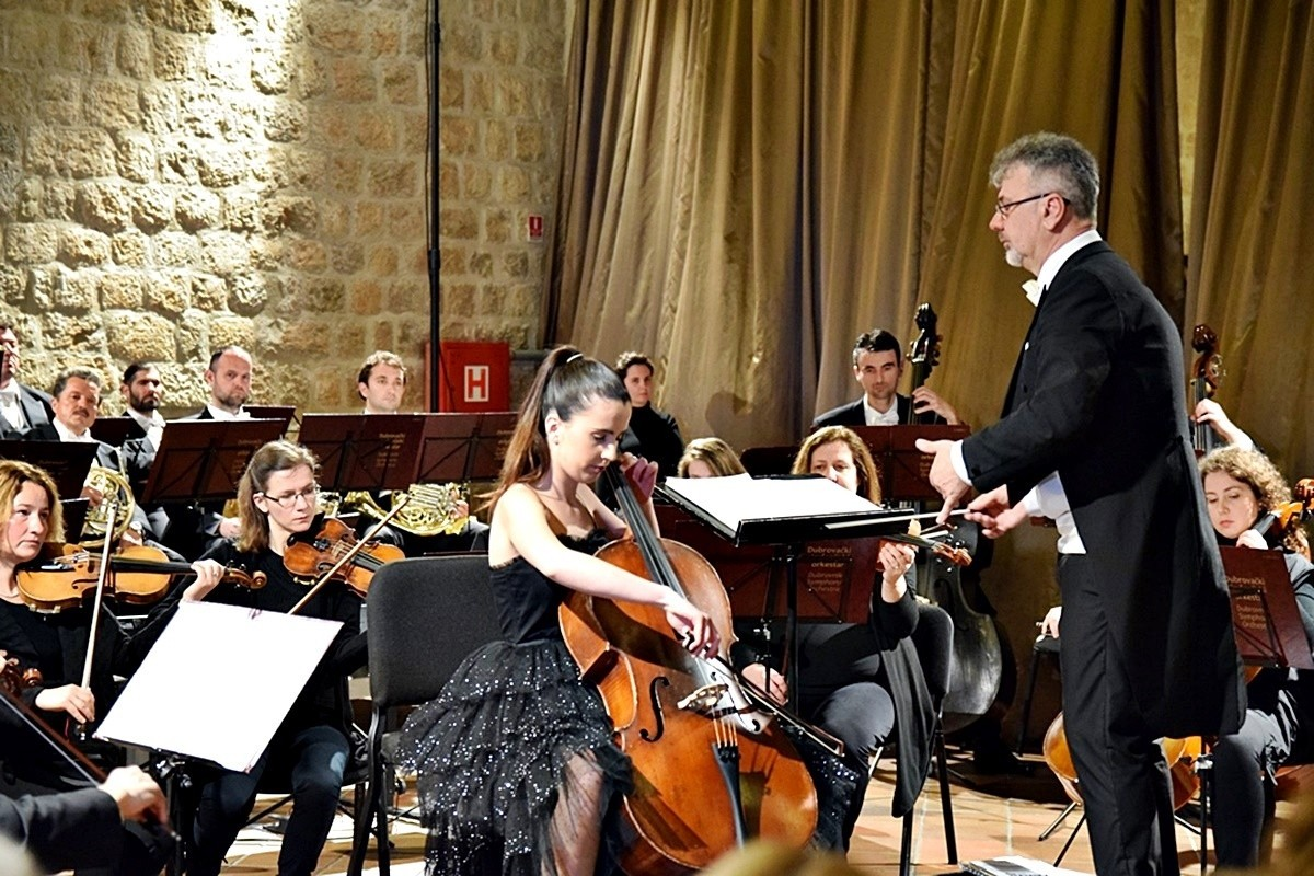 Photo of Orchestra to Perform With Young Students