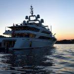 Bill Perkins Lara Sebastian yacht