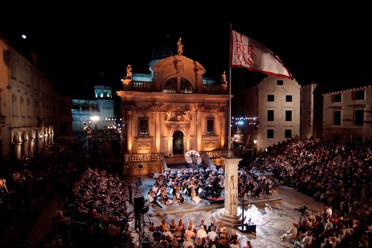Photo of Grand Gala Concert Closes the 71st Dubrovnik Summer Festival