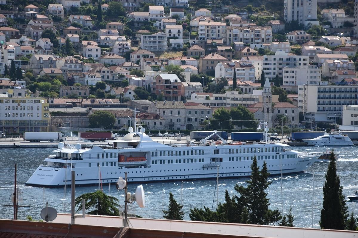 Kruzer La belle del Adriatique