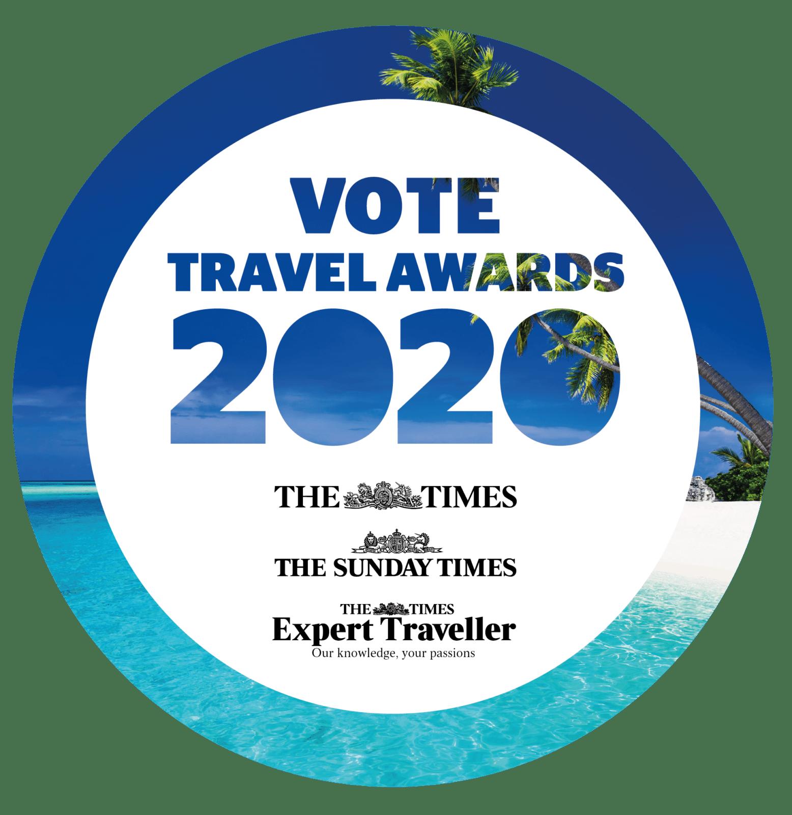 Travel Awards 2020