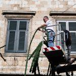 Dubrovnik Christmas decorations