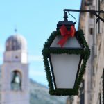 Dubrovnik Christmas decorations