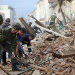 Earthquake in Petrinja and Sisak