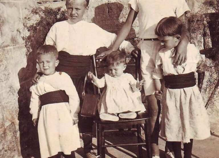 Konavle families