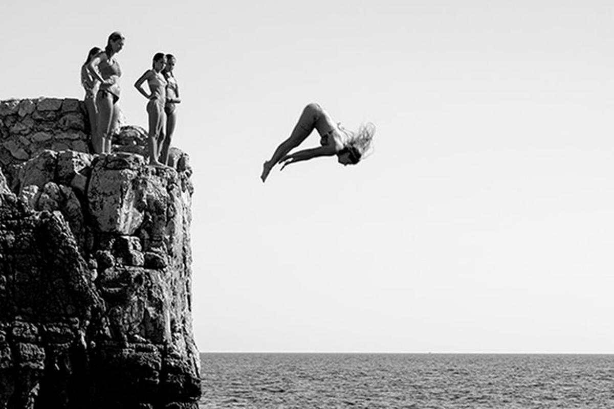Lokrum Photo Jump