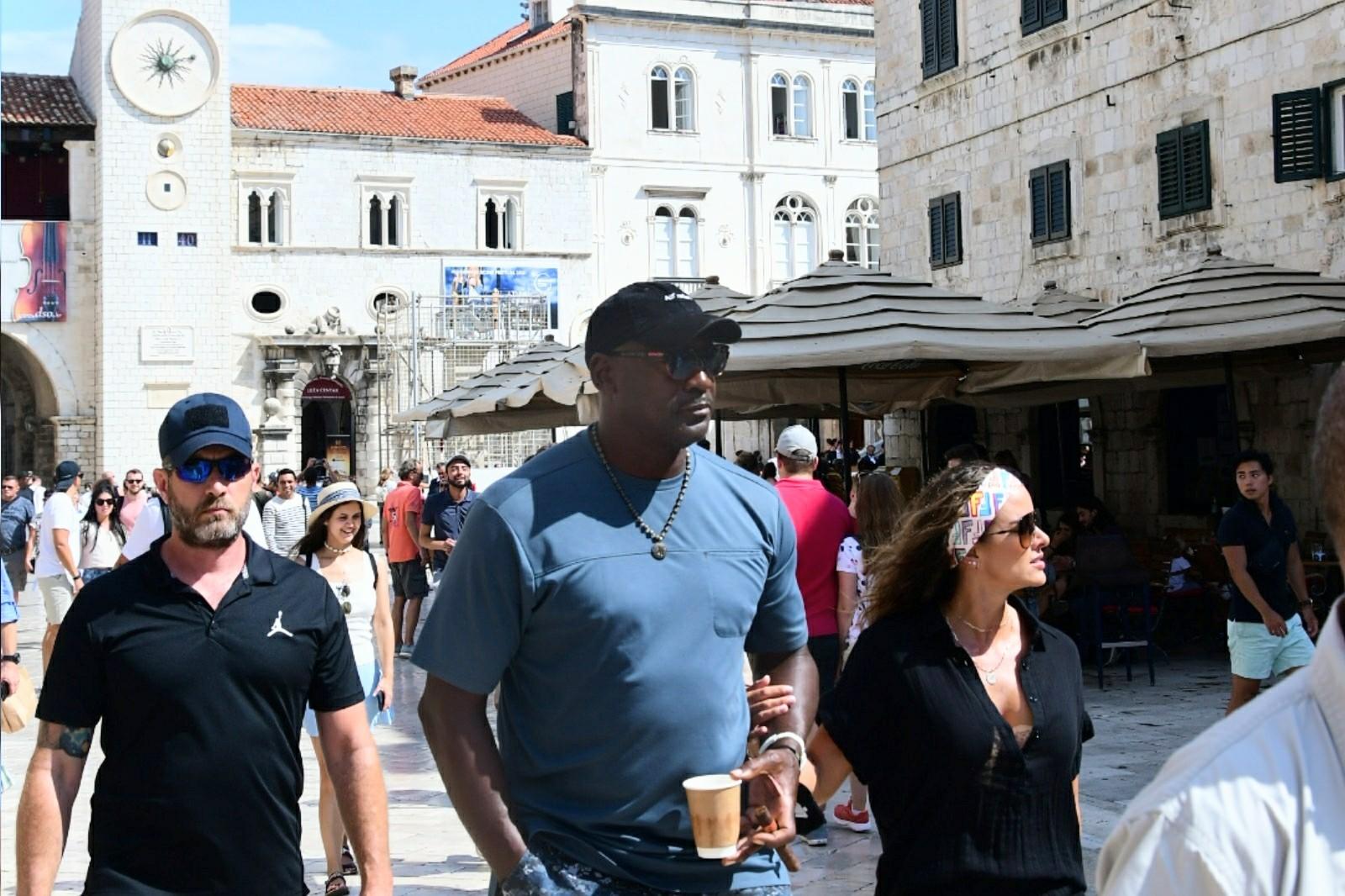 Michael Jordan Dubrovnik